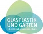 Logo 10. Ausstellung Glasplastik und Garten Munster 27.08. - 18.09.2016