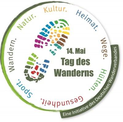 Logo Tag des Wanderns des DWV