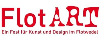 Logo der FlotART - Ein Fest für Kunst und Design im Flotwedel
