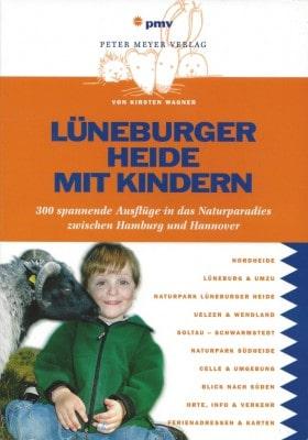 Cover Lüneburger Heide mit Kindern von Kirsten Wagner, ISBN 978-3898594516