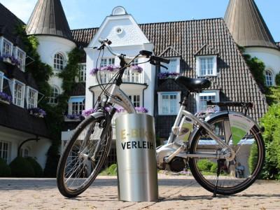 movelo-Station Hotel Wachtelhof Rotenburg (Wümme