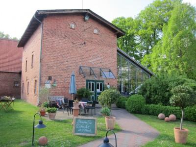 Hofcafé - Kulinarischer Bauernhof - Mühlencafé Oldendorf in Zeven