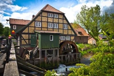 Mühlenmuseum Moisburg, Bild: FLMK