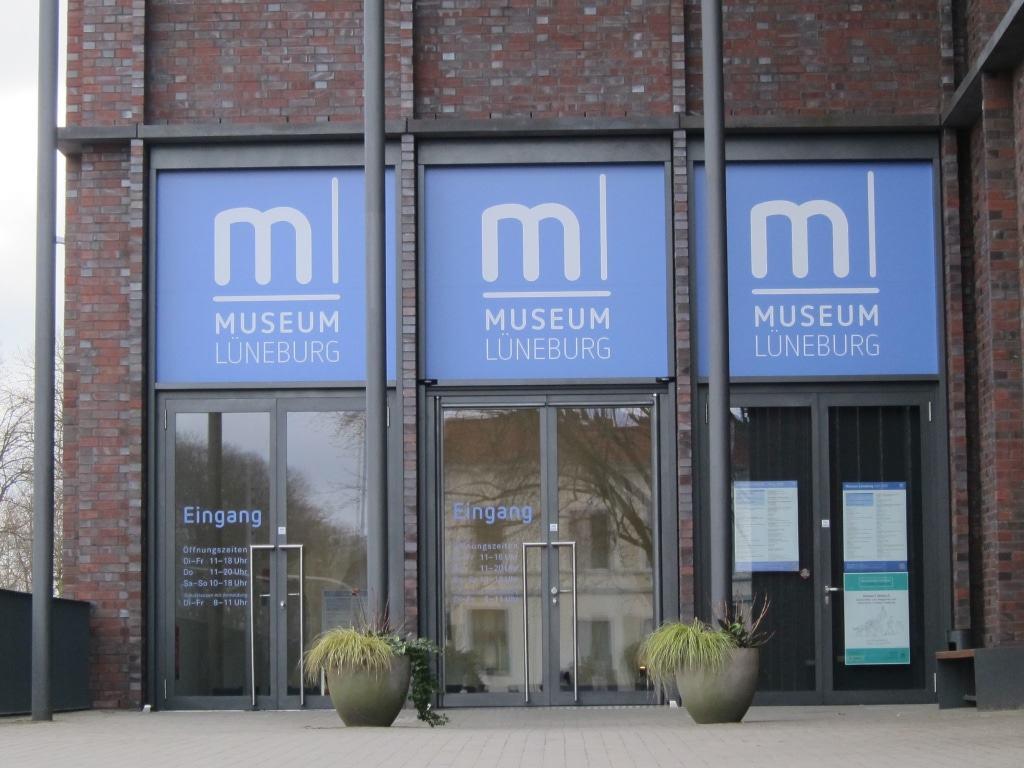 Eingang - Museum Lüneburg