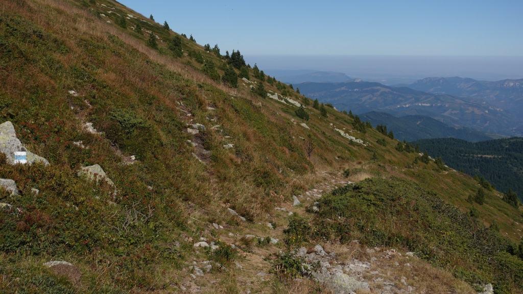 """Auf der zweitägigen Tour """"Das Herz des Balkans - Wo die Aussicht Dir den Atem raubt"""" im Nationalpark Zentralbalkan"""