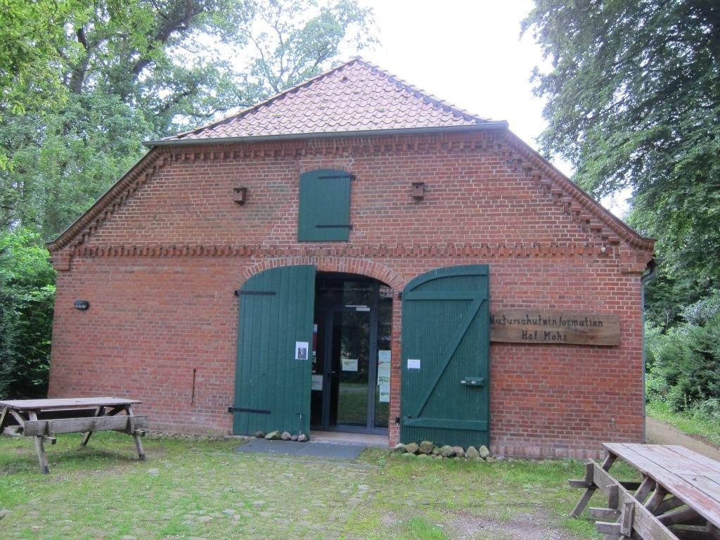 Naturinformationshaus auf Hof Möhr in Schneverdingen