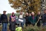 Teilnehmer beim Naturpark-Tag 2018: Der Dorfgemeinschaftsverein Steinbeck Foto: Naturparkregion Lüneburger Heide e. V.