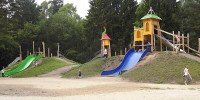 Neuer Spielplatz Magic Park Verden, Foto Magic Park Verden 2015