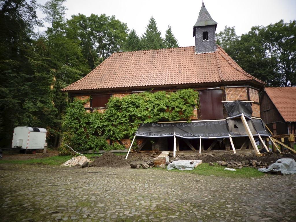 Gutskapelle Holm in Buchholz  © Deutsche Stiftung Denkmalschutz/Kruth-Luft