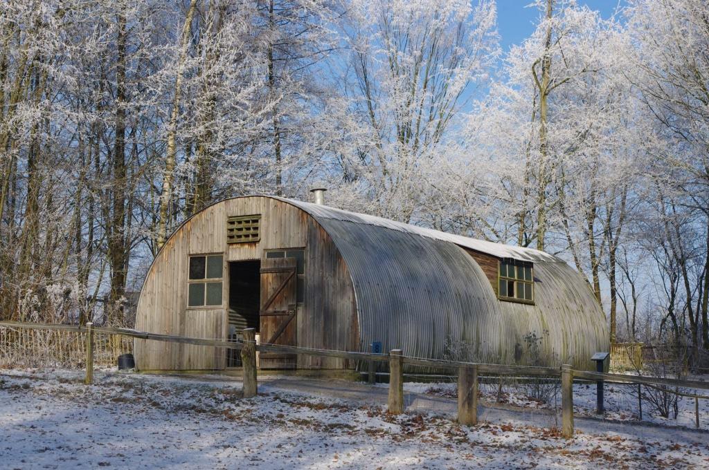 Nissenhütte im Freilichtmuseum am Kiekeberg, Foto FLMK