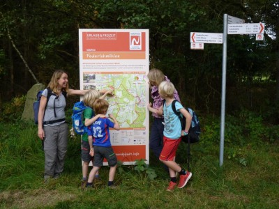 Nordpfage - Rundwanderwege im Kreis Rotenburg (Wümme) ideal auch für Familien