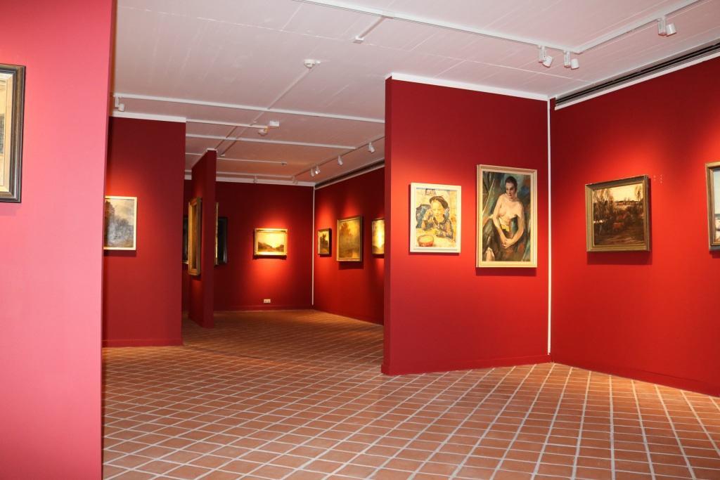 Bildende Kunst in de neuen Ausstellung Foto: Ostpreußisches Landesmuseum