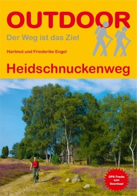 Cover Outdoor-Handbuch Heidschnuckenweg - ISBN 978-3-86686-562-4