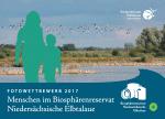 """Postkarte Fotowettbewerb """"Menschen im Biosphärenreservat Niedersächsische Elbtalaue"""" 2017"""