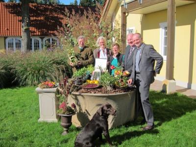 Preisträger Wettbewerb Tourismus mit Zukunft 2015 LandPark Lauenbrück und TouROW