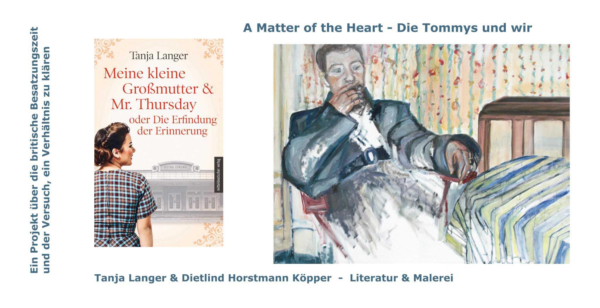 """Projekt """"A Matter of the Heart"""" - Die Tommys und wir"""