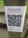 Green-Sport-Parcours in der Lüneburger Heide – Sport ist überall möglich!