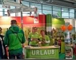 URLAUBs- & FREIZEITregion Landkreis Rotenburg (Wümme) auf Bremer Rad- und Outdoor-Messe DRAUSSEN dabei!