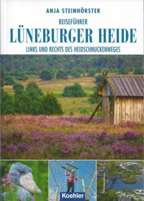 Cover Lüneburger Heide - Links und rechts des Heidschnuckenweges ISBN 978-3782212151