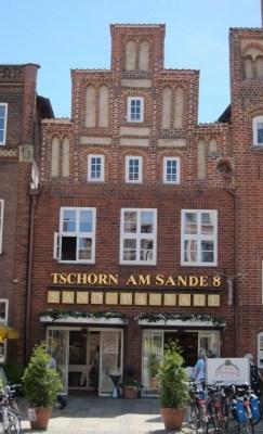 Sandpassage Lüneburg - Feinkostmarkt Am Sande