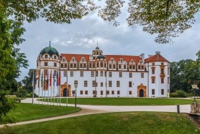 Schloss Celle mit Schlosstheater und Residenzmuseum