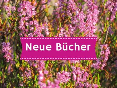 Buchtipps auf www.schoene-heide.de - Aktuelle Neuerscheinungen für die Lüneburger Heide