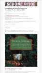 SCHÖNE-HEIDE-Newsletter Nr. 46– Oktober2017
