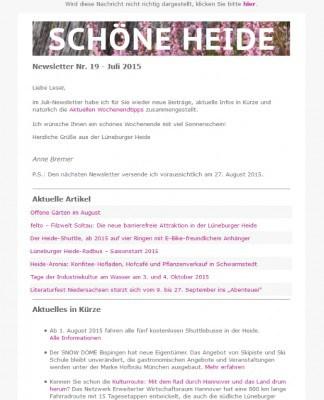 Bild SCHÖNE-HEIDE-Newsletter Juli 2015