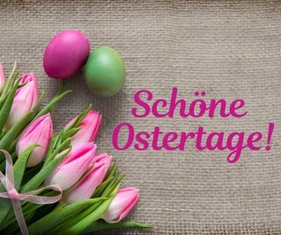 Schöne Ostertage wünscht SCHÖNE HEIDE!