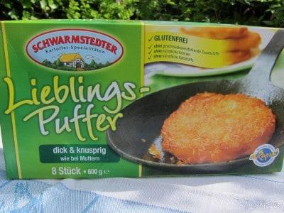 Preisgekrönte Kartoffelpuffer aus NIedersachsen: Schwarmstedter Lieblingspuffer