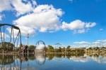 Die Wasserattraktionen im Heide Park Resort bieten die nötige Abkühlung an heißen Tagen Foto: Heide Park Resort 2019