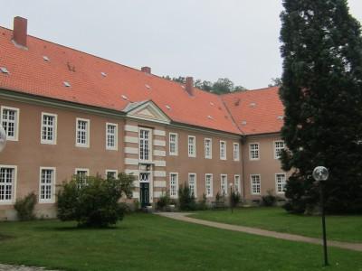 Der einzige Klosterneubau des Protestantismus in Norddeutschland: Kloster Medingen