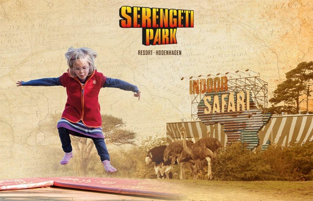 Neu 2017: Indoor-Safari für Kinder von 3 bis 12 Jahren - neue, wetterunabhängige Attraktion Foto: Serengeti-Park Hodenhagen