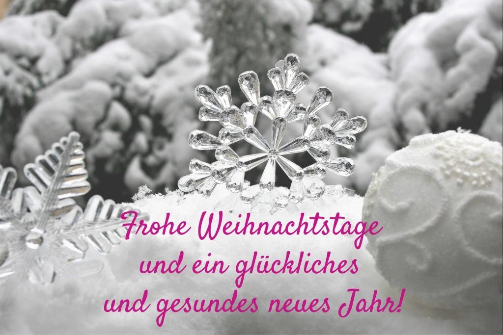 Die besten Wünsche für Weihnachten und das neue Jahr von SCHÖNE HEIDE!