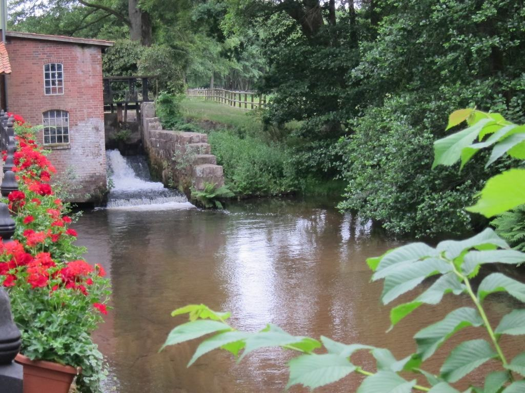 Sudermühle an der Schmalen Aue bei Egestorf