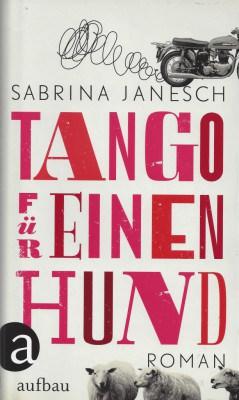 Roadmovie in Buchform: Auf der Flucht in der Lüneburger Heide: Tango für einen Hund