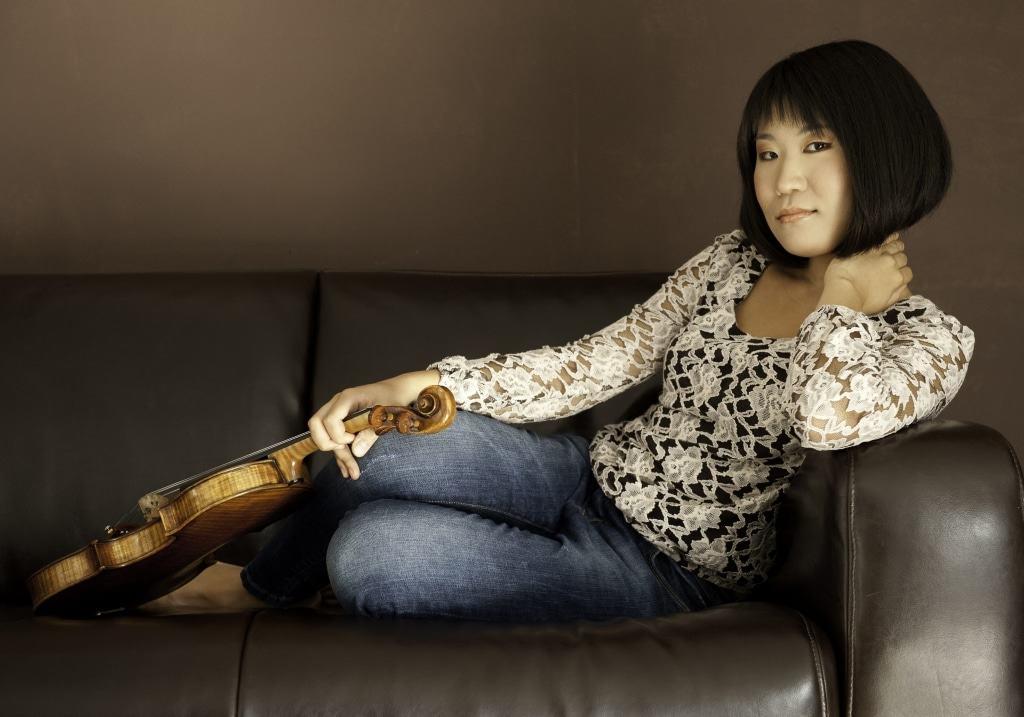 Die vielfach ausgezeichnete Violinistin TianwaYang Foto: Friedrun Reinhold