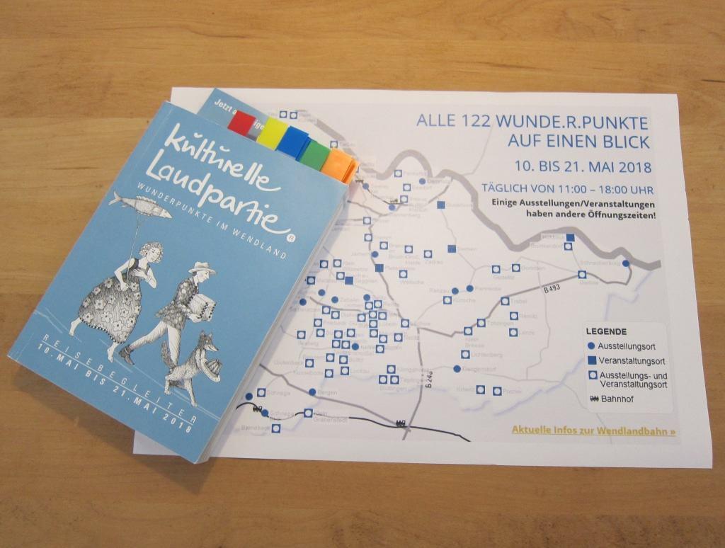 Kulturelle Landpartie Karte.Schone Heide Tipps Kulturelle Landpartie 2018 6
