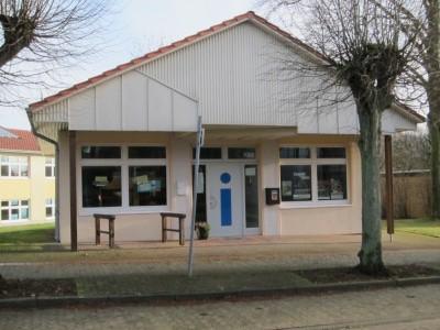 Touristinformation Hankensbüttel in der Bahnhofstraße 29 a