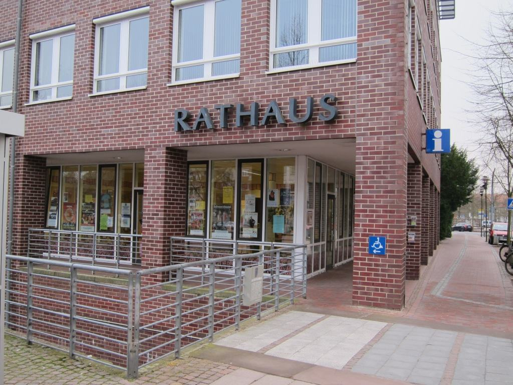 Touristinformation der Stadt Uelzen im Rathaus