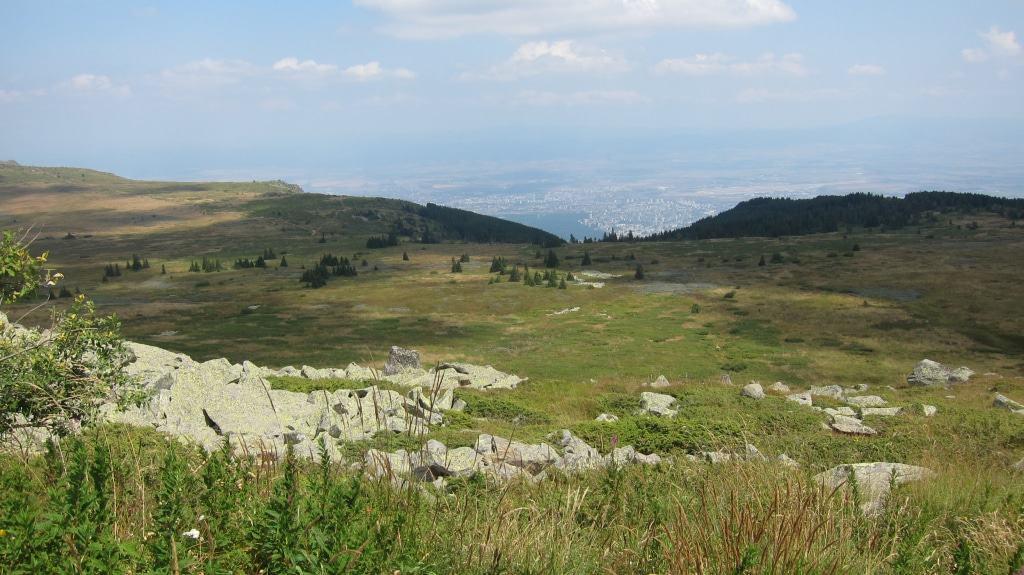 Vitosha Naturpark - Tour: Über den Dächern von Sofia
