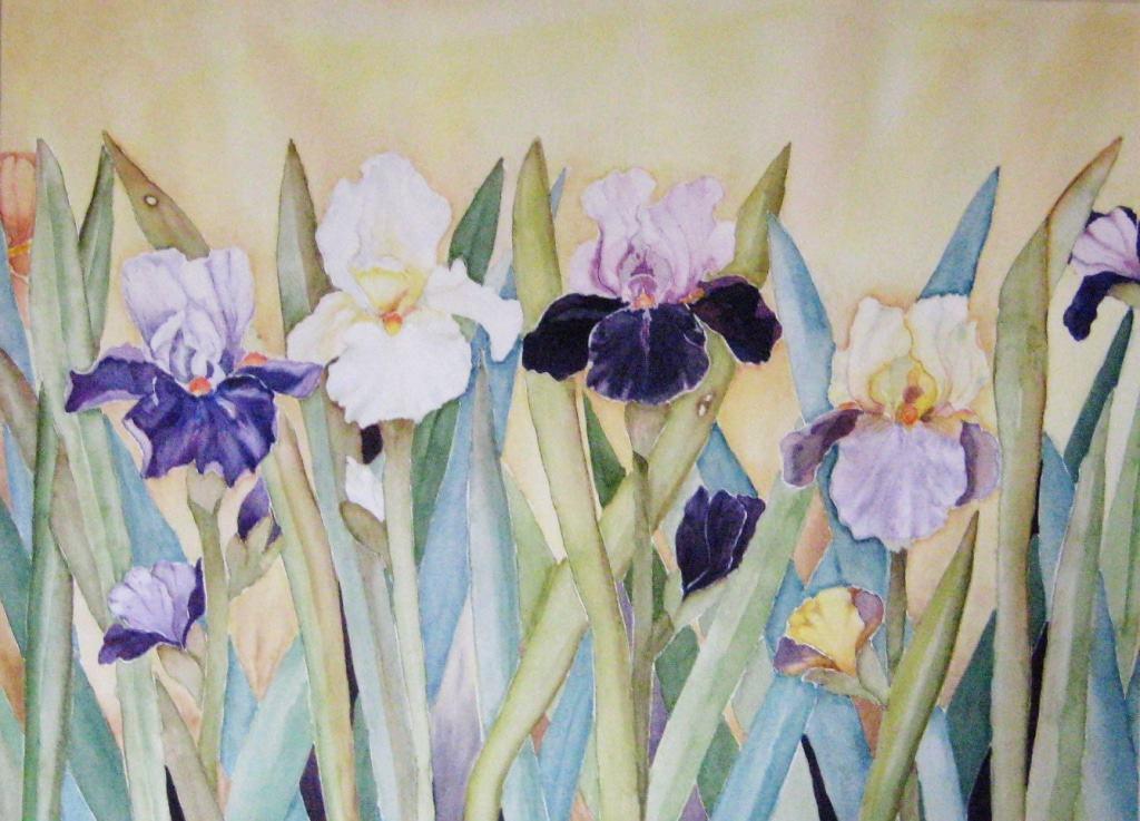 Gemälde von Marion Skiba