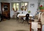 Winser Museumshof: Stube im Bauernhaus Foto: Winser Heimatverein